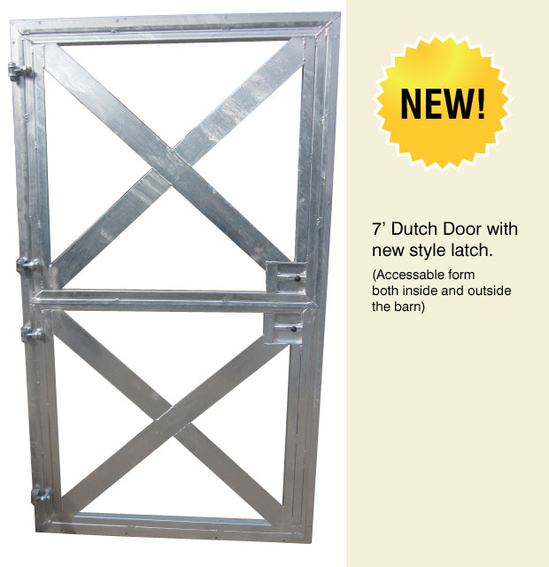 7' Dutch Door