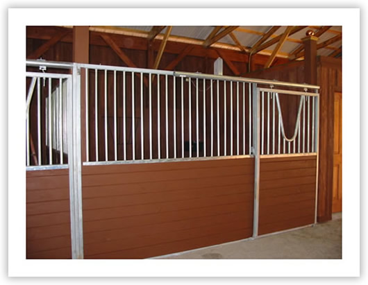 Horse barns: barn construction